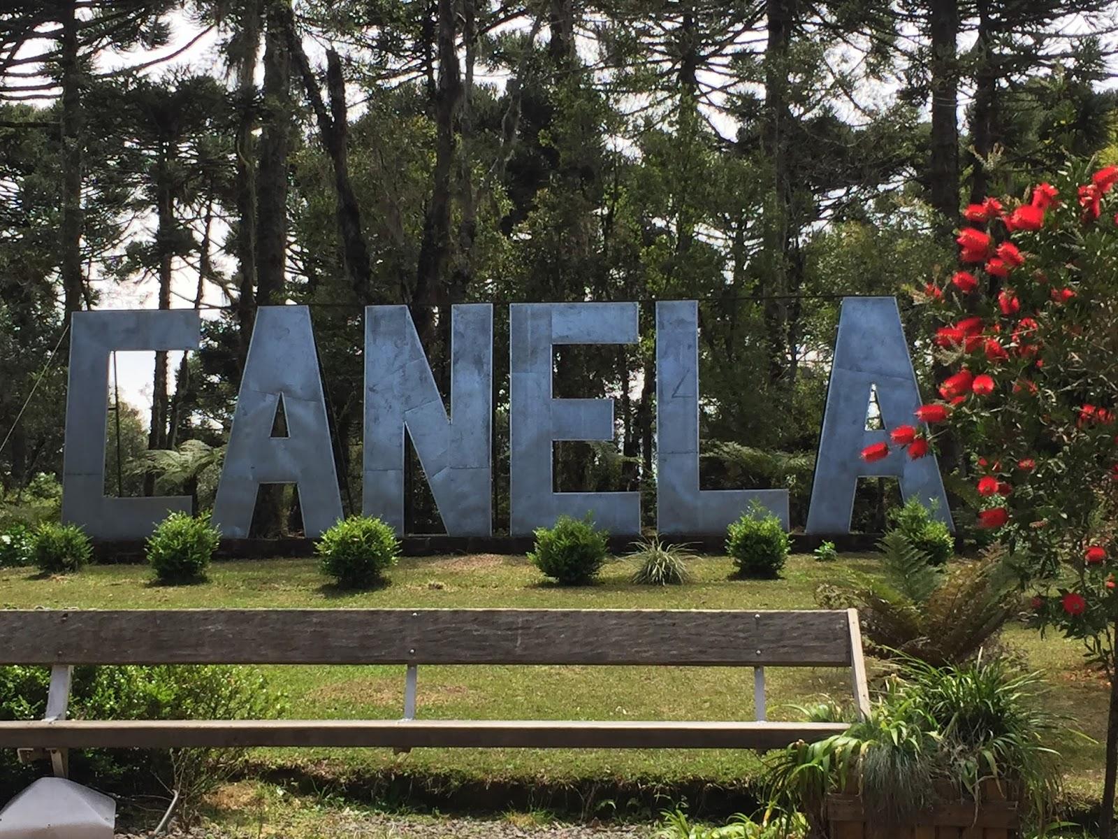 Sign Canela