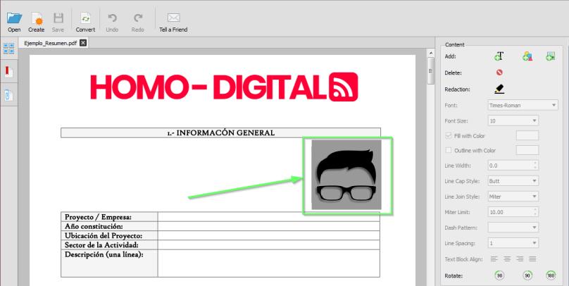 Guardar PDF