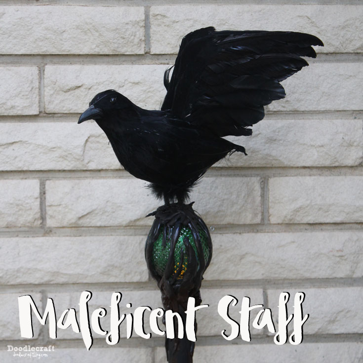 http://www.doodlecraftblog.com/2015/10/maleficent-movie-costume-staff-diy.html