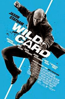 Wild Card (2015) English Movie Poster
