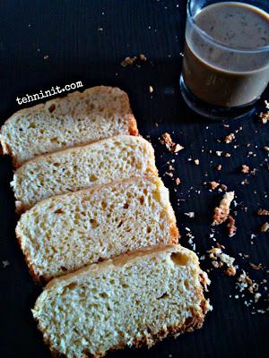 roti tawar praktis