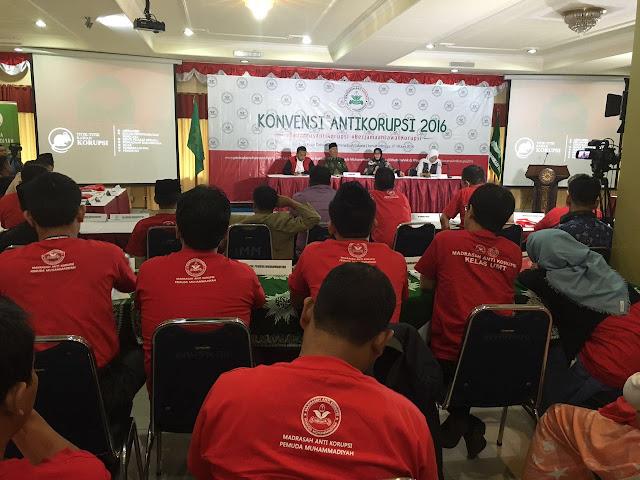 Pembangunan Akhlak Kunci Pencegahan Korupsi