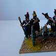 28mm French Foot Artillery