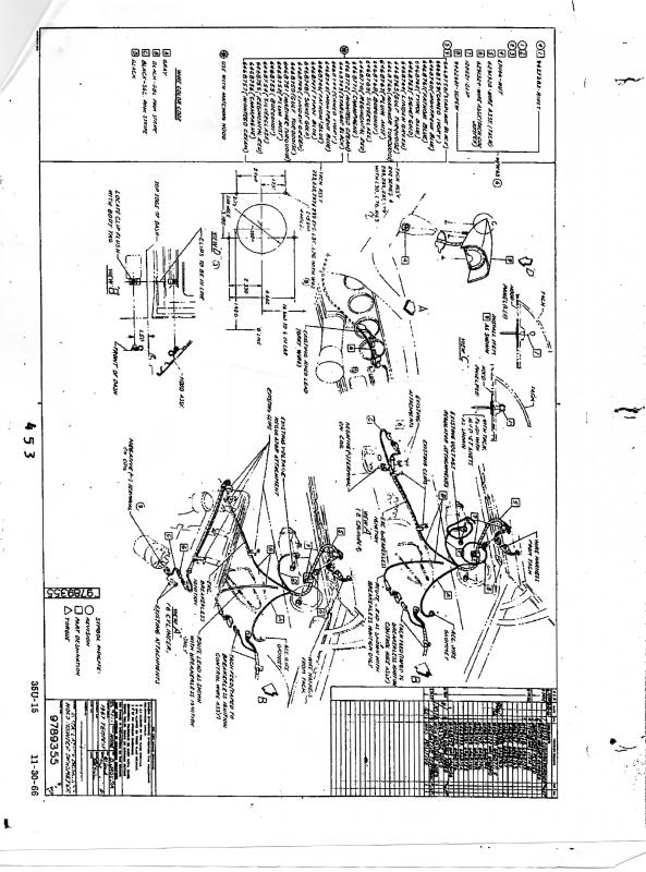 1967 camaro fuse box diagram wiring schematic