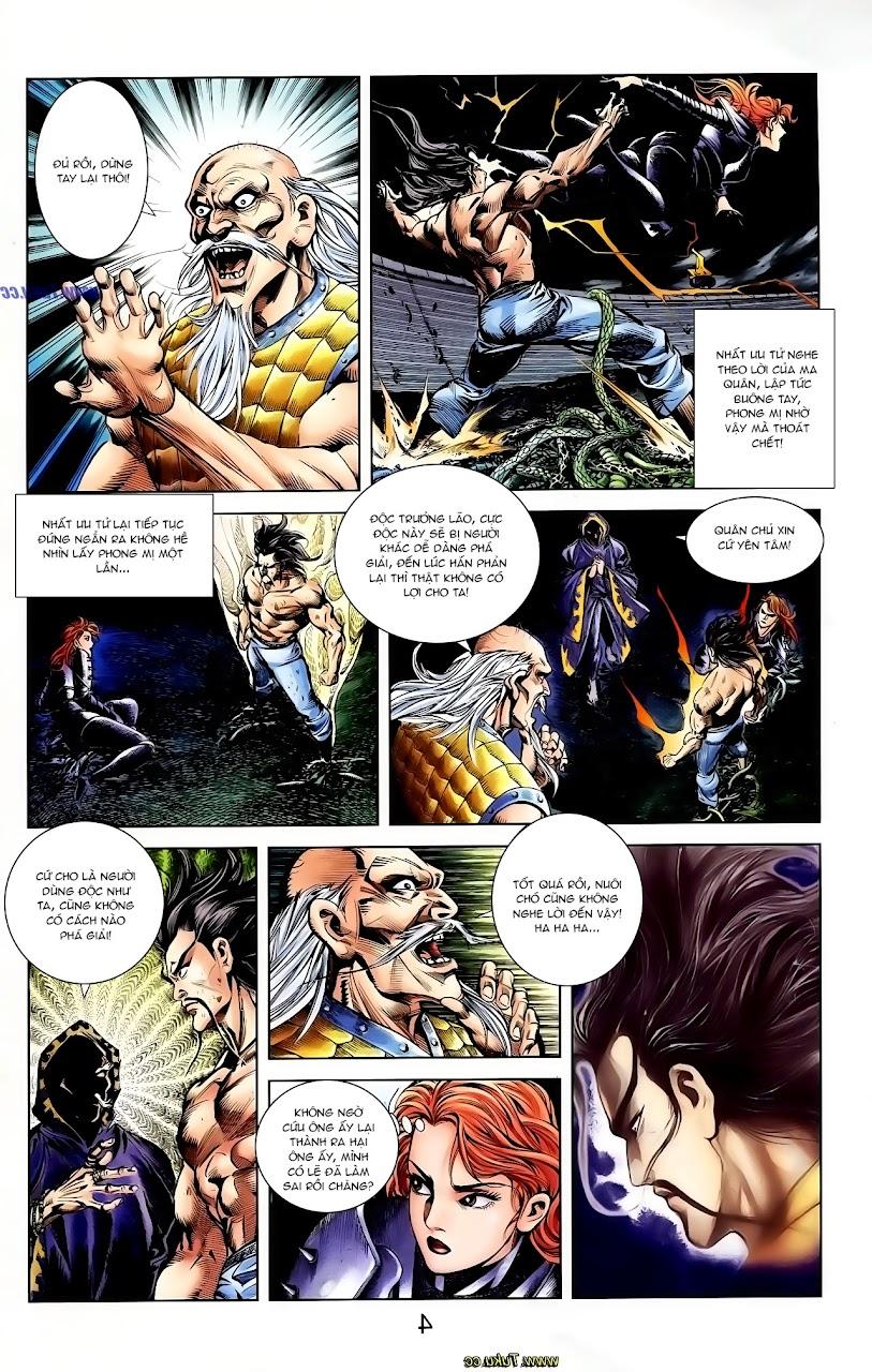 Cơ Phát Khai Chu Bản chapter 112 trang 12