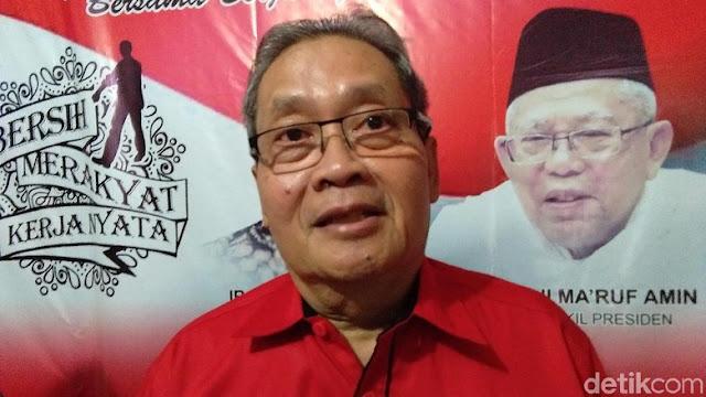 Keributan Warnai Acara Deklarasi Dukung Jokowi di Yogya