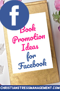 Book promotion ideas for Facebook and other social media