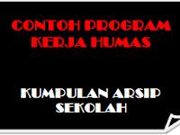LENGKAP CONTOH PROGRAM HUMAS SMP 2017/2018