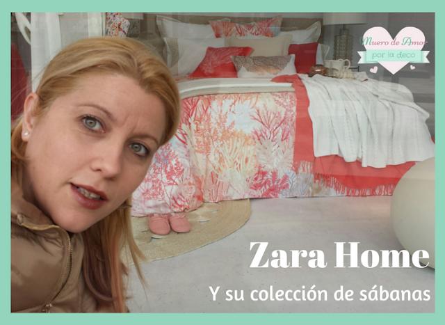 Zara Home y su maravillosa colección de sábanas