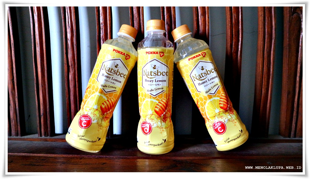 Natsbee Honey Lemon kaya akan manfaat yang bagus bagi tubuh