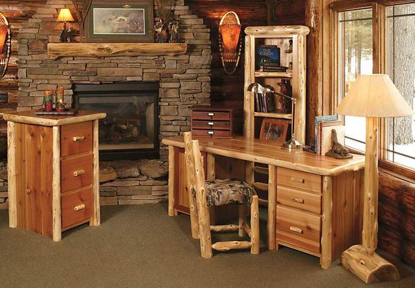 rustic oak home office furniture. Rustic Pine Oak Home OFFICE FURNITURE Collections   Best Office