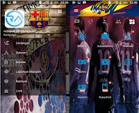 BBM MOD BARCA apk Full Dp Terbaru 2016