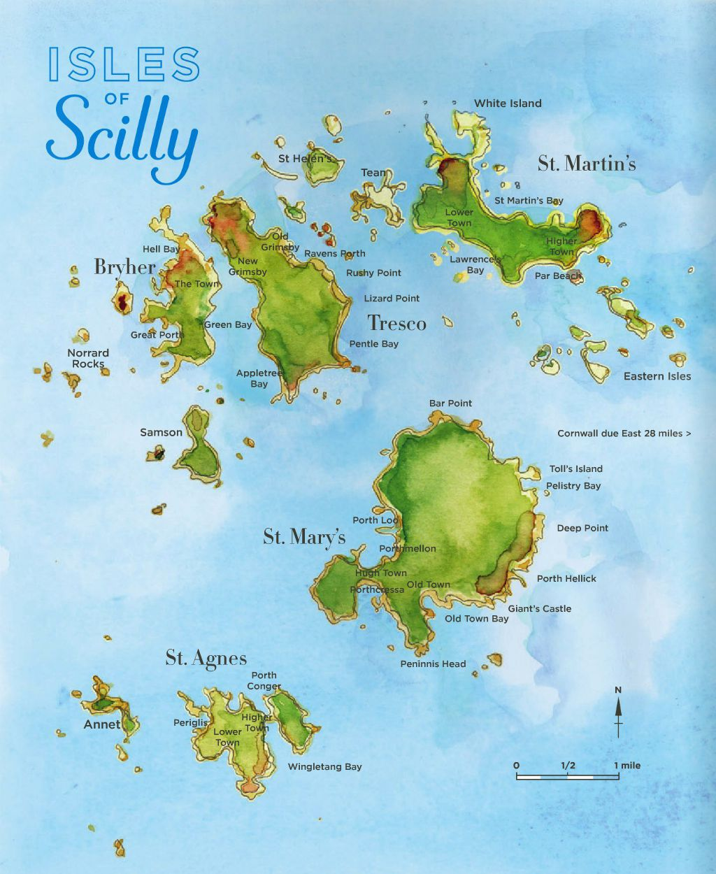 people who live on the five inhabited islands are called scillonians or islanders you can imagine how amused scillonians are by the possibly infinite