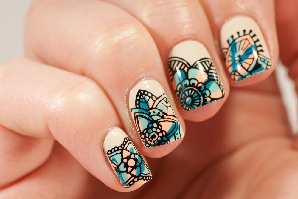 Essence Nail Art Stamp Polish Creative Touch