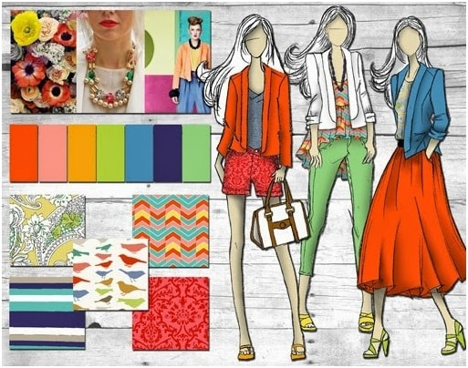 How to make a fashion design portfolio for job interview fashion2apparel for Work from home fashion design jobs