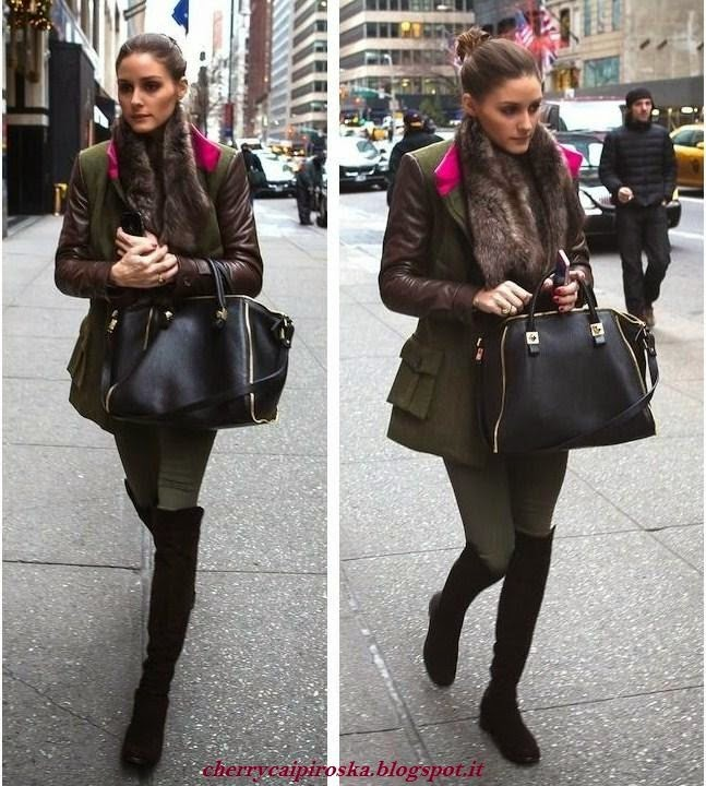 Olivia Palermo Bag Collection