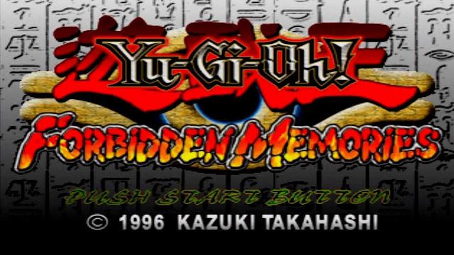 Drop List - Yu-Gi-Oh! Forbidden Memories