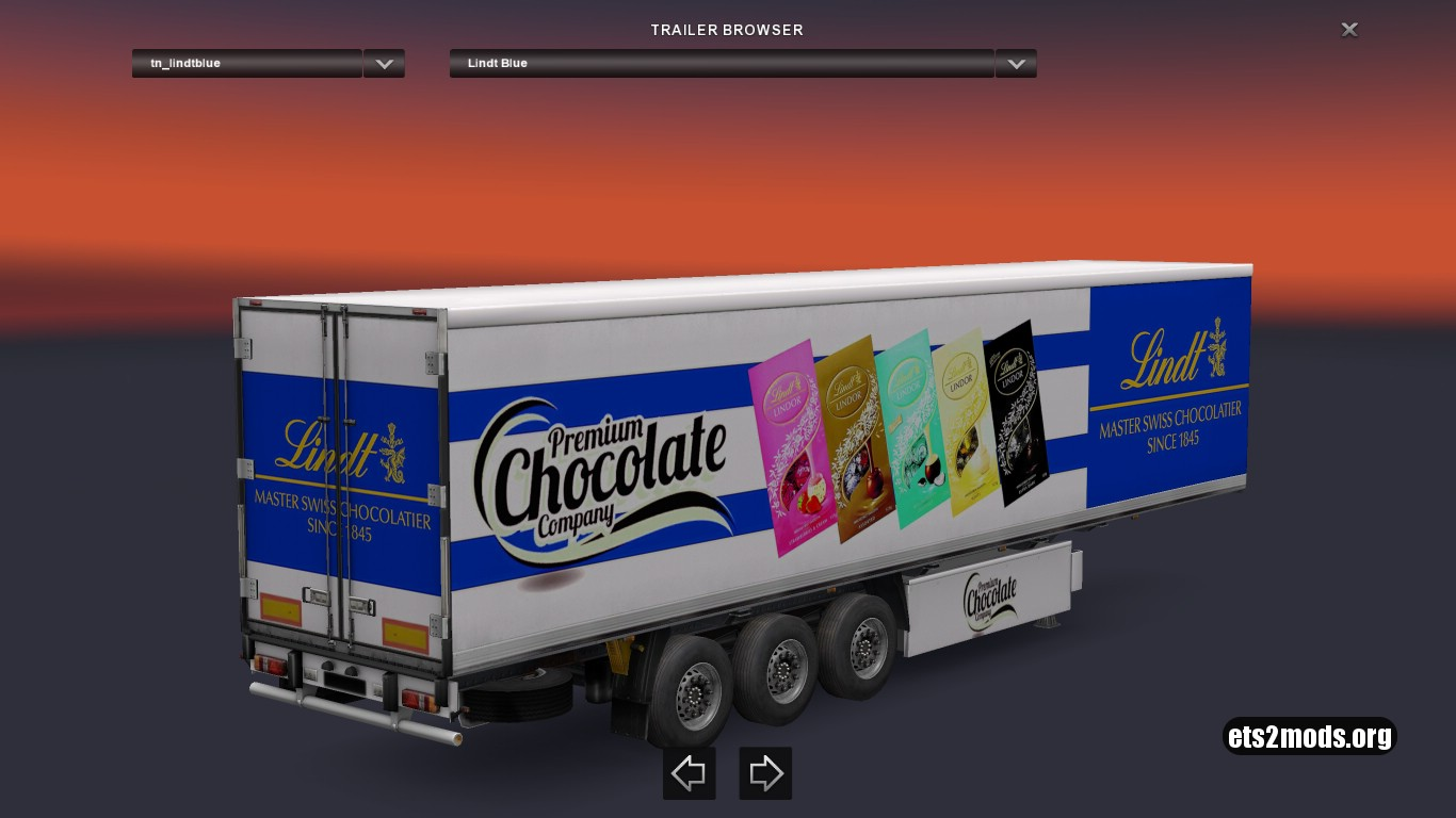 Trailers Pack Chocolate 2