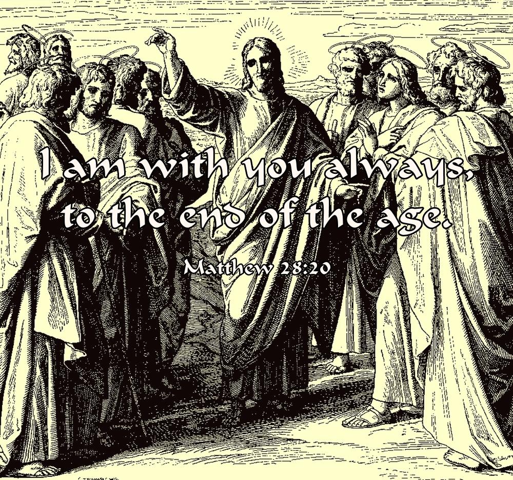 Matthew 28:16–28
