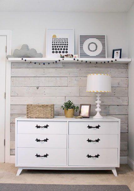 Frisos de madera para destacar tus paredes