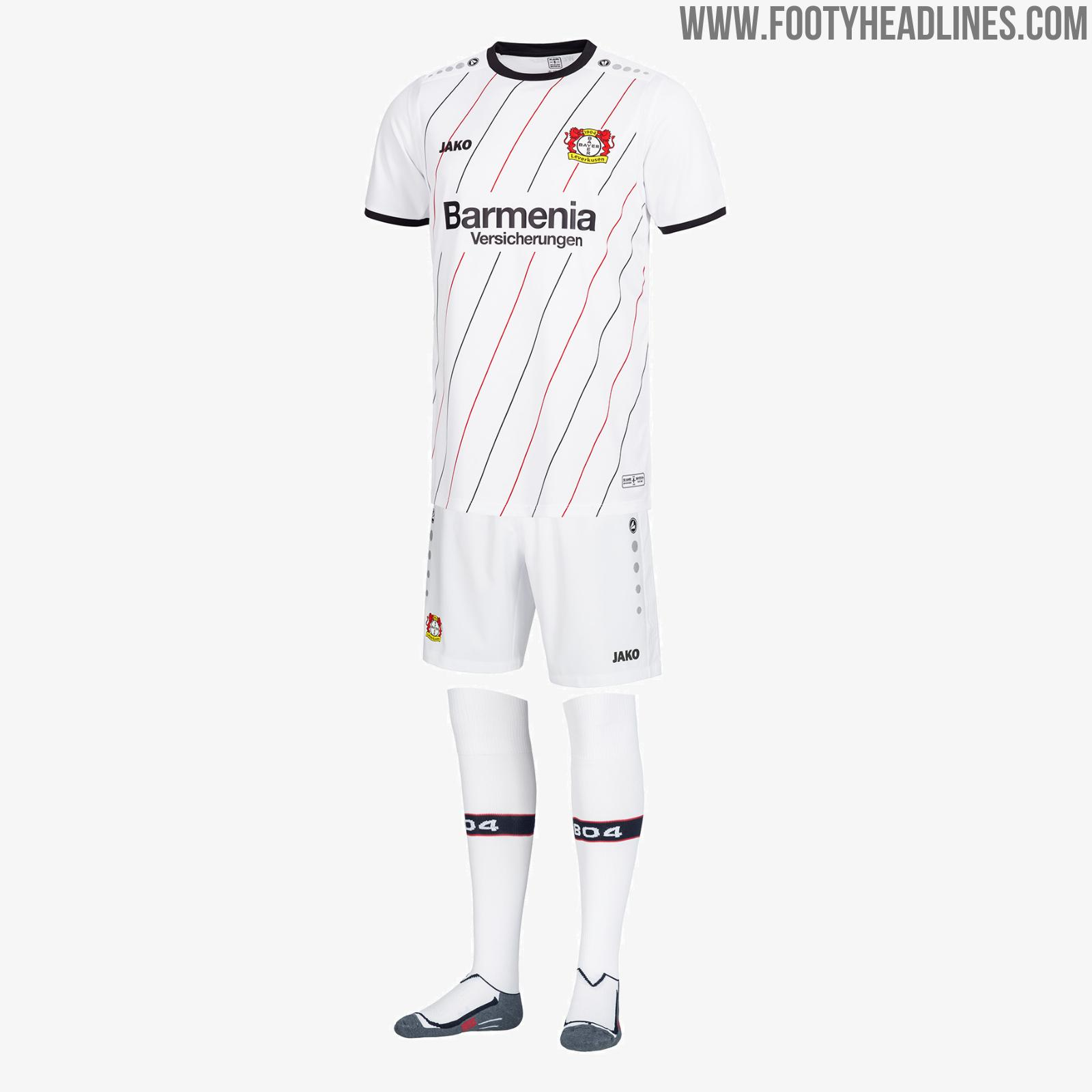 Bayer Leverkusen 18 19 Away Kit Released Futbolgrid