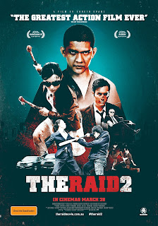 The Raid 2: Berandal (2014) ταινιες online seires xrysoi greek subs