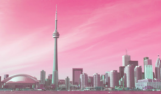#THEPINKLIFE in Toronto: My Fave Pink Places