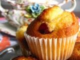 Muffins de Frutillas del Bosque