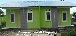 Perumahan Murah di Kupang, Perumahan Subsidi di Kupang, Rumah KPR