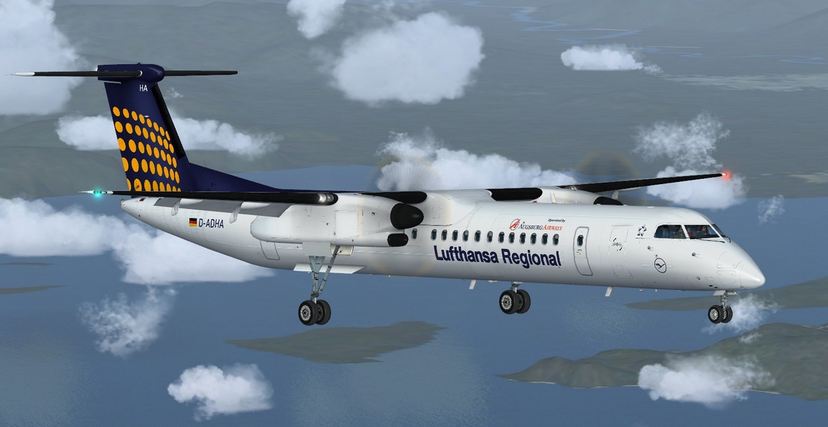 Flight Sim Enthusiasts: Payware development update-Majestic