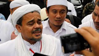 Sebut Logo Uang Sekarang Mirip Lambang PKI, Habib Rizieq Terancam 4 Tahun Di penjara - Commando