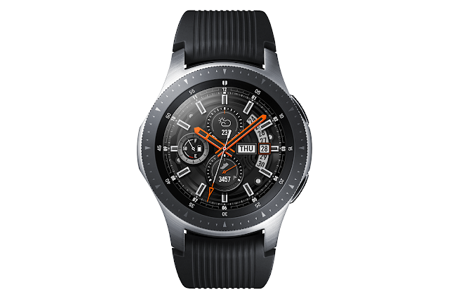 Galaxy Watch Is The Best Wearable Mobile Technology MWC 2019