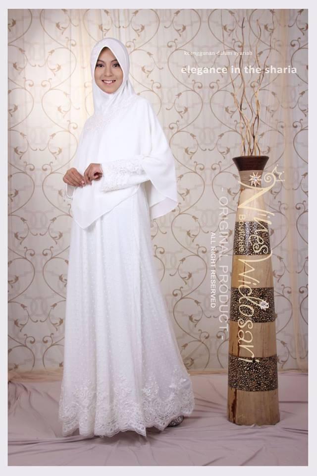 Insprasi Baju Pengantin Muslimah Syar I Inspirasi Pengantin