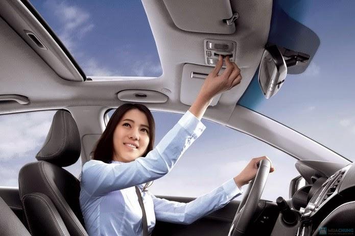 An toàn khi lái xe lúc trời mua và lái xe đêm