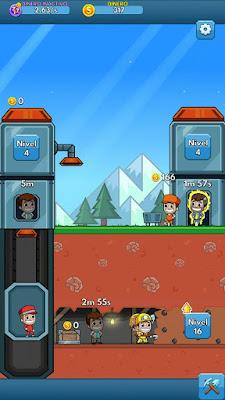 تحميل لعبة  apk مهكرة, لعبة Idle Miner Tycoon مهكرة جاهزة للاندرويد, لعبة Idle Miner Tycoon مهكرة بروابط مباشرة