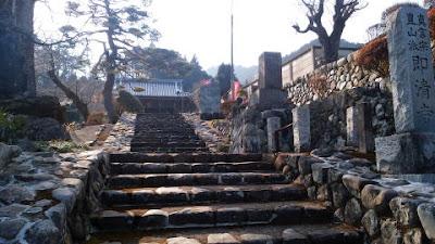 奥多摩 青梅の即清寺