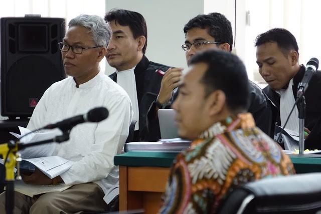 Vonis Buni Yani: Kuasa Hukum Akan Laporkan Hakim ke Komisi Yudisial