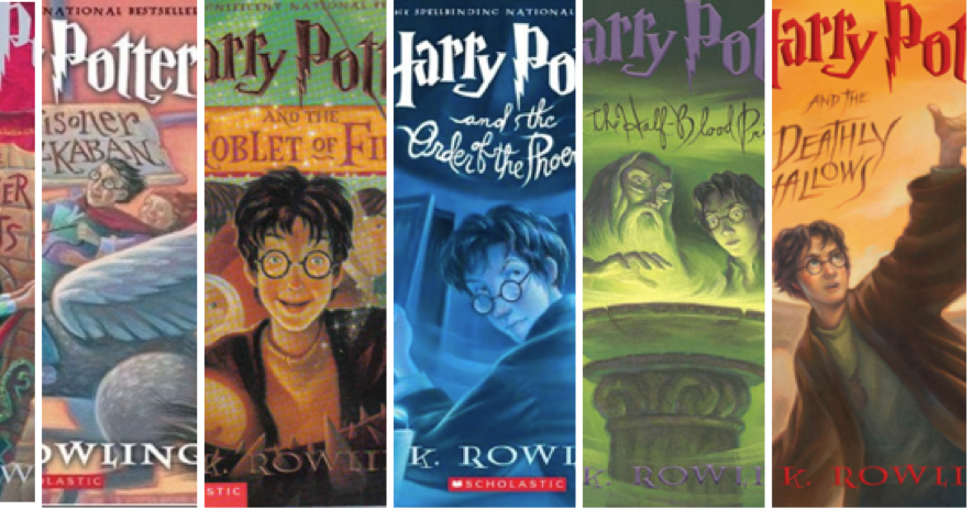 Collection pdf potter harry
