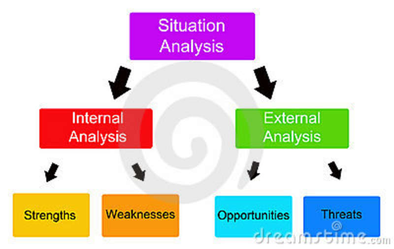 writing a situation analysis for a marketing plan