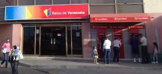 Anuncio del Banco de Venezuela