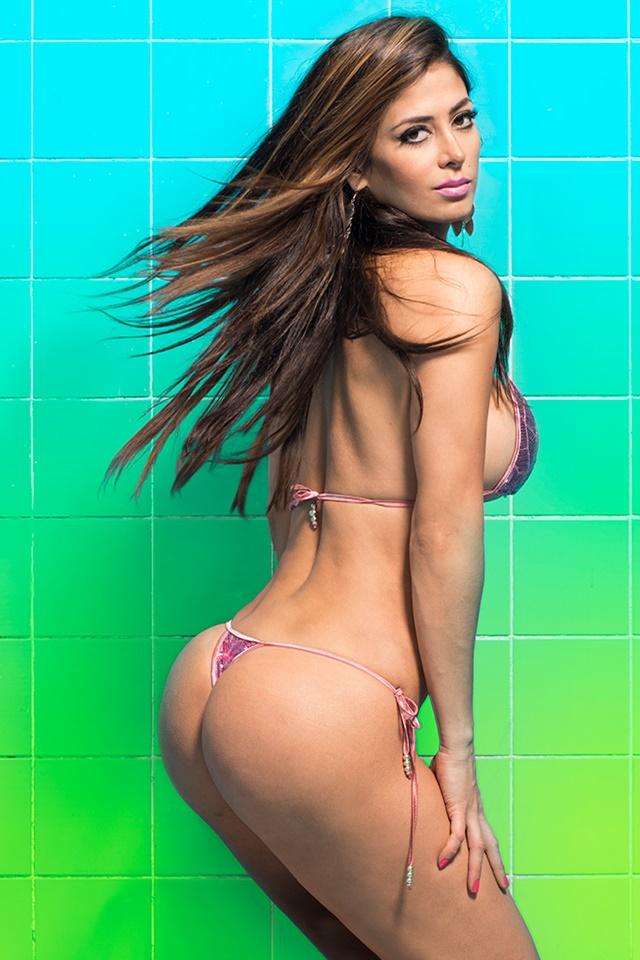 Modelo indio claudia desnuda