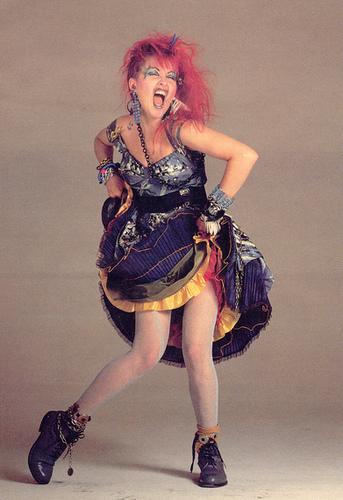 Ingenious 80S Fashion Outfits Rocker