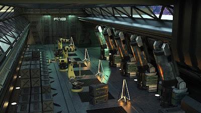 Reactor Room