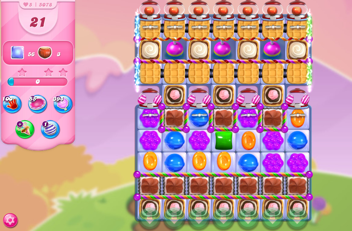 Candy Crush Saga level 5053
