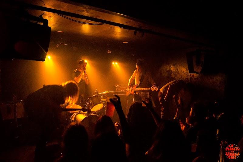 [Live Report] - Mythic Sunship au Joker's Pub à Angers le 11.04.18
