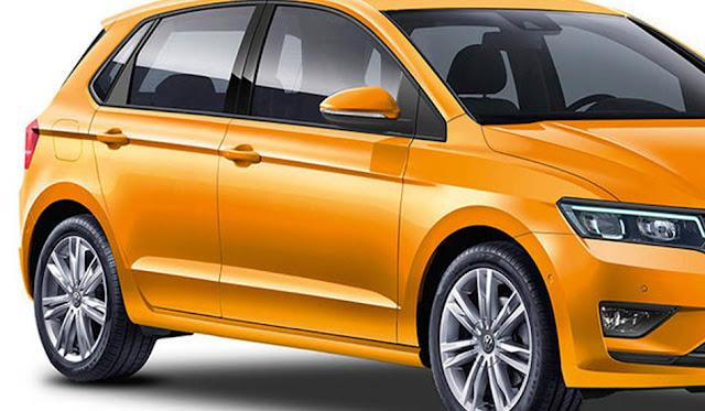 Novo VW Gol e VW Voyage chegam no 1º semestre de 2017