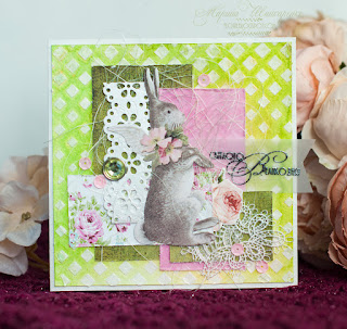 пасха, подарок, своими руками, фисташка и розовый