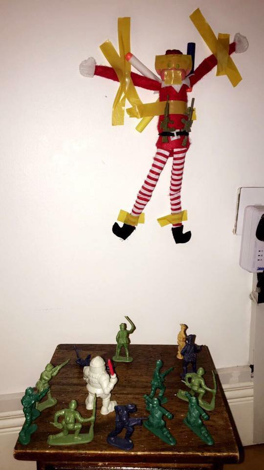 The best Elf on the Shelf Ideas