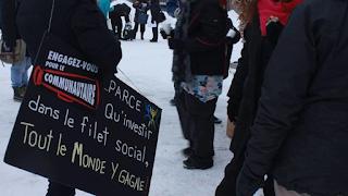 50 organismes communautaires dénoncent des conditions de travail insoutenables