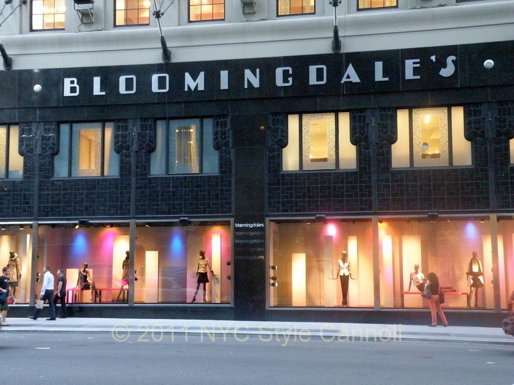 A Bloomingdaleu0027s History & A Bloomingdaleu0027s History   NYC Style u0026 a little Cannoli